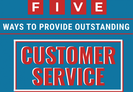 Five Ways to Provide Outstanding Customer Service