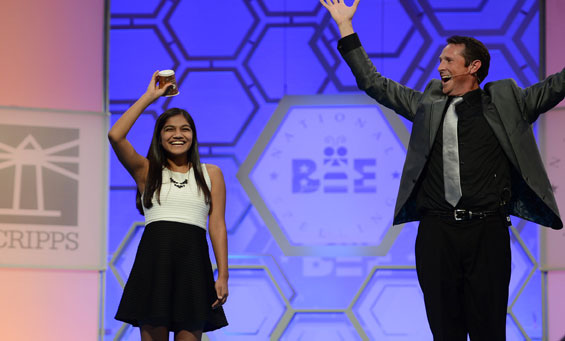 Nat'l Spelling Bee Keynote