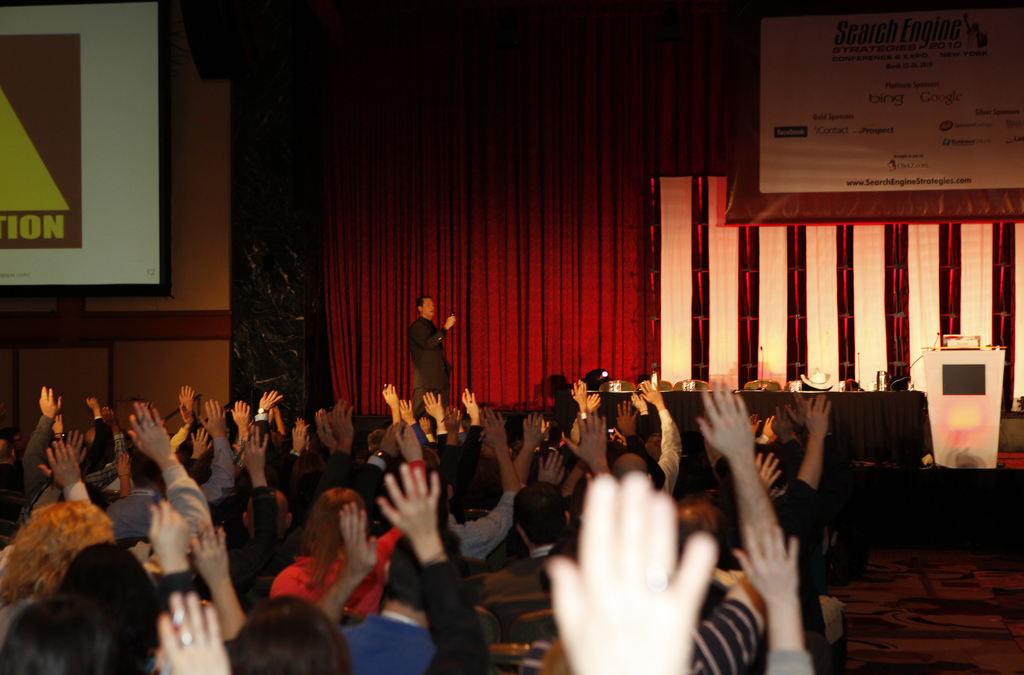Tips for Powerful Audience Participation at Business Events/Conferences